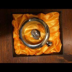NWB Bracelet Flask